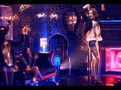 image Emma watson pole dancing video from the bling ring