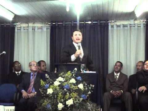 Paulo Machado-pregação: verdadeiro adorador