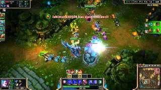 Jinx Full Bot Gameplay League Of Legends