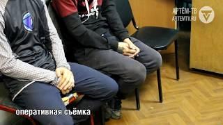 В Приморском крае полицейские задержали подозреваемых в разбойном нападении