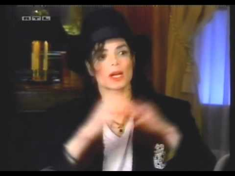 MICHAEL JACKSON - on Barbara Walters Interview Full 1997 HQ