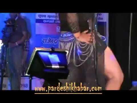 dance samjhana budhathoki at:kuwait program