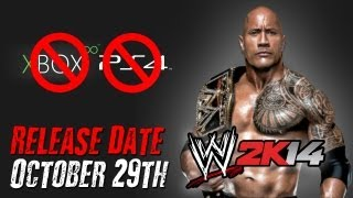WWE 2K14: Release Date Confirmed, No Next Gen / Wii