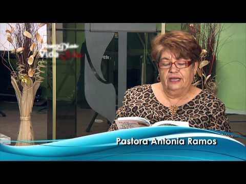 Tiempo con Dios Sábado 27 abril 2013, Pastora Antonia Ramos