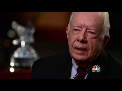 "POTUS #39 Jimmy Carter on NSA: ""I Believe If I Send An Email, It Will Be Monitored"""