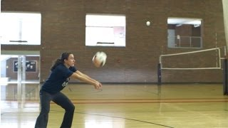 Coaching Tips: Volleyball: RECEIVE / PASS Terry