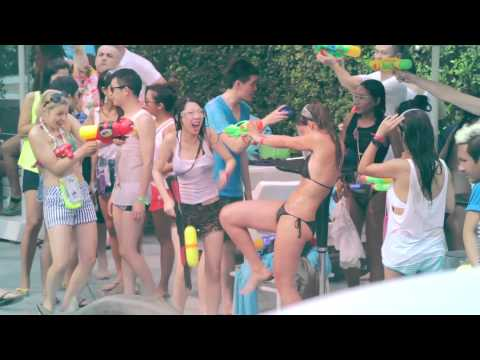 W Bangkok - W Songkran Pool Party with Alex Face 2014