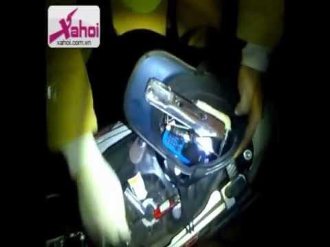 Nhat Ky 141 - Video 141 mới nhất - Clip 141- Choáng với bộ đồ nghề của trộm xe