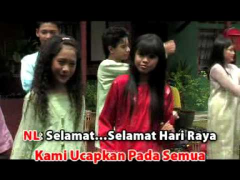 Anak Gemilang - Hari Raya Hari Bahagia [Official Music Video]