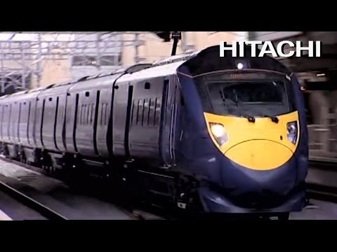 From ideas to innovation: Hitachi high-speed Rail (UK)