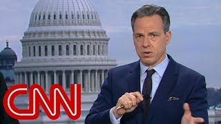 Tapper: We're in a slow-motion 'Saturday Night Massacre'