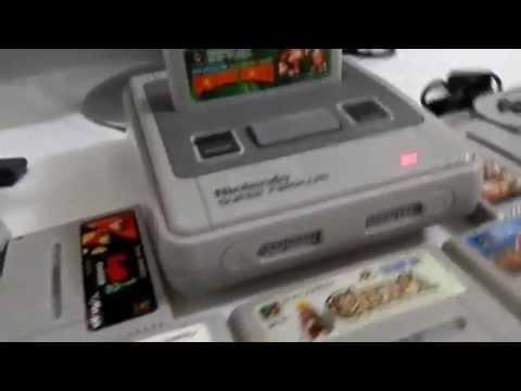 Super Famicom + 20 Games Originais