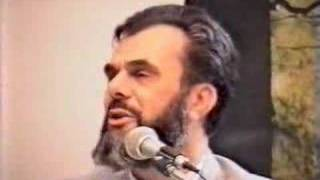 Genclerle Sohbet, 26.05.90, 1. Bolum Prof. Dr. M. Esad Cosan