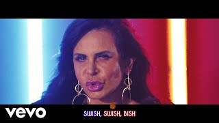 Katy Perry - Swish Swish (Lyric Video Starring Gretchen) ft. Nicki Minaj