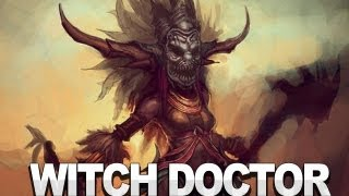 Diablo III Witch Doctor Spotlight Video