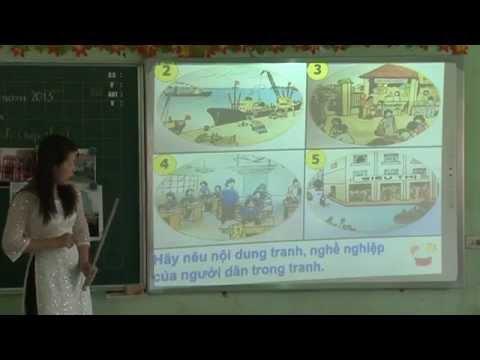Chuyên đề Tự nhiên và Xã hội lớp 2