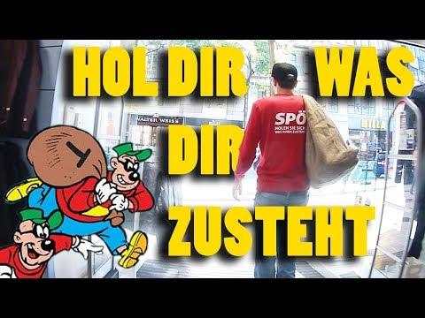 Raubzug durch Wien - SPÖ