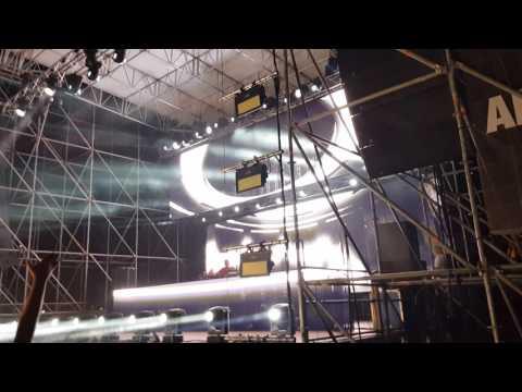 Paul Kalkbrenner - Aaron - Live Palermo[4K] - Unlocked Music Festival 2017