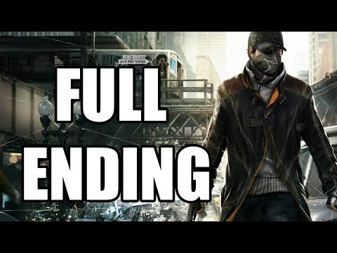 Watch_Dogs - Full Ending