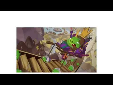 Angry Birds Toons #19 - Sneezy to zvl�dne
