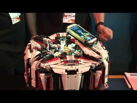 Rubik's Cube résolu en à peine 3 secondes