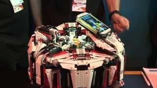 CUBESTORMER 3 Smashes Rubik's Cube Speed Record
