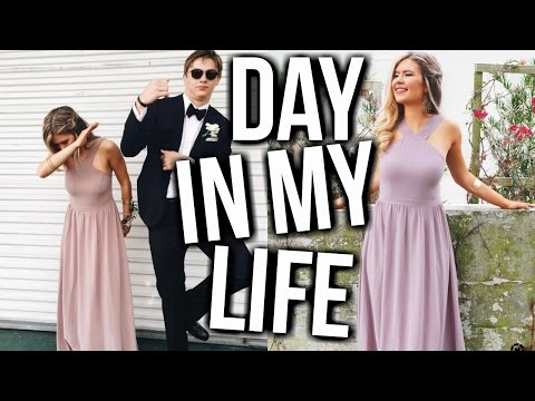 Day In My Life: Prom 2017 + Get Ready with Me for Prom