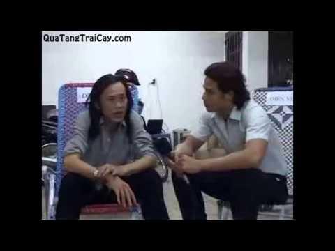 phỏng vấn 1 Hoài Linh thật giản dị ngoài đời thường (PV tại nhà)
