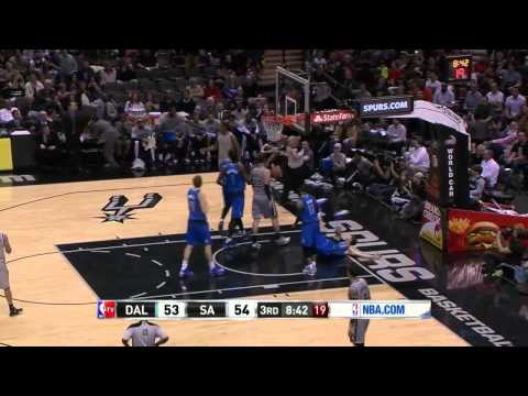Dallas Mavericks vs San Antonio Spurs | March 2, 2014 | NBA 2013-14 Season