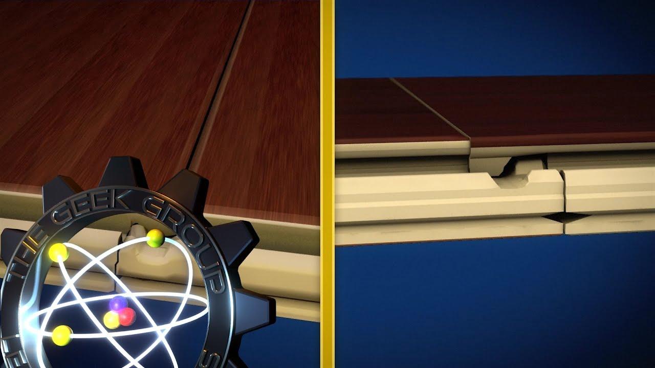 Installing armstrong laminate flooring youtube - The basics of laying laminate flooring ...