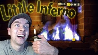 Little Inferno Part 3   COLOURED FLAMES!   Amazing Indie Game Gameplay/Commentary