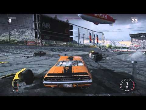 Next Car Game Alpha Gameplay - ASUS GTX 660TI
