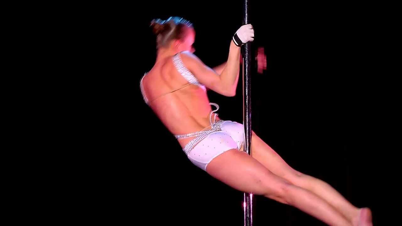 """Отчетный концерт pole dance в клубе """"Олимпия"""" 26.05.2013 г. Анна Щербакова."""