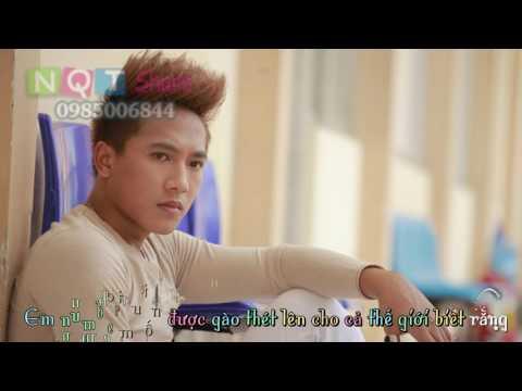 Em Là Món Quà Vô Giá   Châu Khải Phong HD karaoke