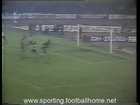 CSKA Sófia - 2 Sporting - 2,  Taça dos Campeões Europeus de 1982/1983