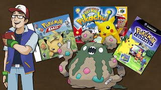 The Worst Pokémon Games