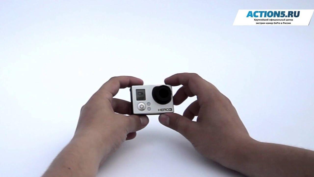 Муляж камеры из бумаги