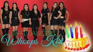 "BBFFL Dancers ""Whoops Kiri"""