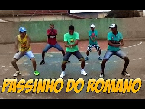 GRUPO NO PASSINHO DO ROMANO - OFICIAL HD 2014
