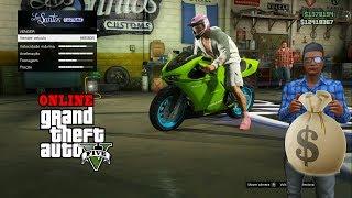 GTA V Online Glitch Como Fazer Dinheiro Ilimitado