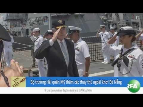 Hoa Kỳ cảnh báo Trung Quốc ở Biển Đông