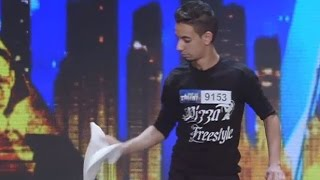 Arabs Got Talent -  عبد الوهاب - الجزائر