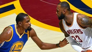The Full Superstar Duel: Kevin Durant vs. LeBron James In NBA Finals 2017