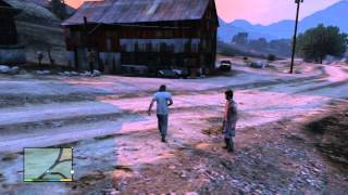 GTA 5 Maude Bounty Hunter Larry Tupper- #2