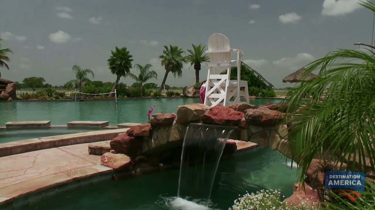 1 3 million dollar pool epic youtube for Epic pool show