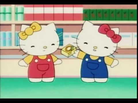 Helo Kiti I Hello Kitty   Idemo sami u prodavnicu SINHRONIZOVANO