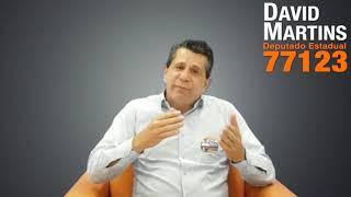David Martins parabeniza o Solidariedade pelos 5 anos