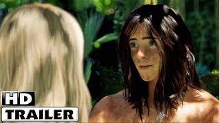 Tarzán Trailer 2014 Español