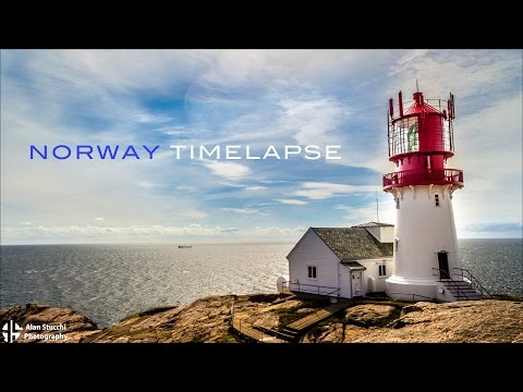Norway - Timelapse