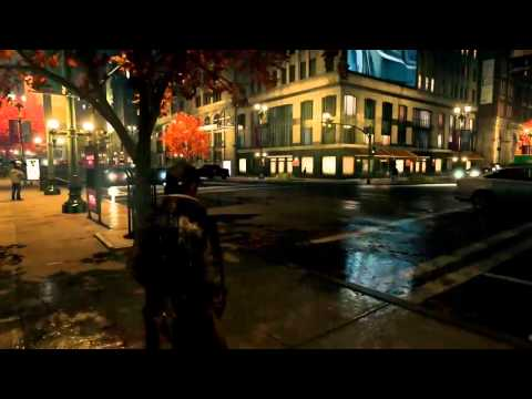 Watch Dogs   Master Graphics  PC NVIDIA Technologies